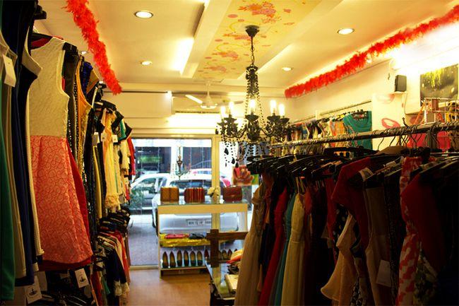 Top 3 boutiques e deve-visitar galerias comerciais em pune