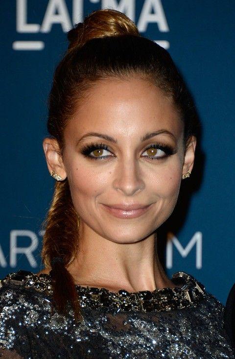 Nicole Richie Penteados: Penteado longas tranças