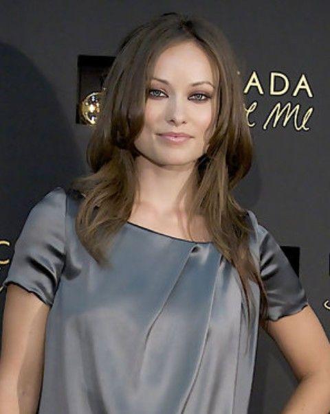 Olivia Wilde Penteados: Amazing Penteado suave ondulado