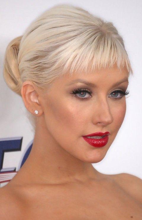 Christina Aguilera: animador clássico Bun