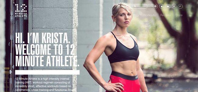 Top 43 blogs de fitness