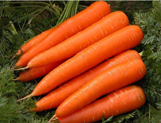 pacote de rosto cenoura