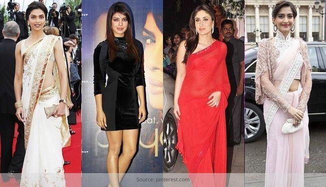 Top 5 atrizes de bollywood mais bem vestidas