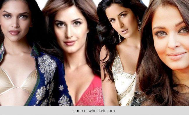 Top 5 atrizes de bollywood mais bem pagos de 2014