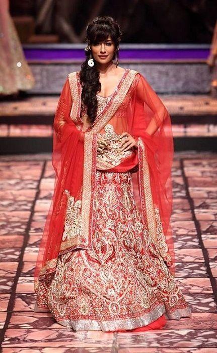 chitranganda singh Suneet Verma semana de moda nupcial
