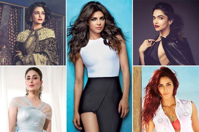 Top 5 mais belas atrizes de bollywood 2016: desmaio ou croon, você decide