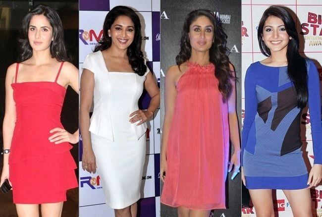 Top 5 coisas aprendidas de bollywood atrizes guarda-roupa