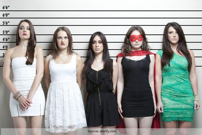 Top 5 piores erros de moda feitos por mulheres