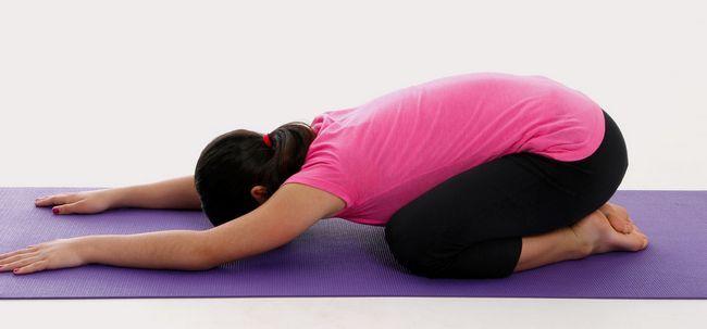 Top 5 poses de ioga para controlar o stress