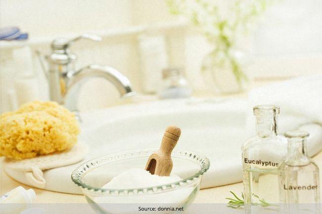 Top 7 caseiros receitas de banho de desintoxicação diy para mimar o seu corpo
