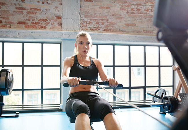 dicas de perda de gordura por Alexa Towersey - Mulheres`s Health and Fitness Magazine.