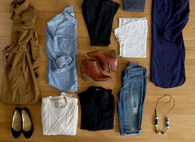 Dez melhores guarda-roupa must-haves para todas as estações