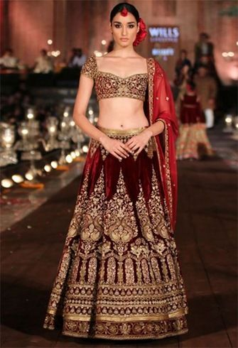 Top Lehenga Designs