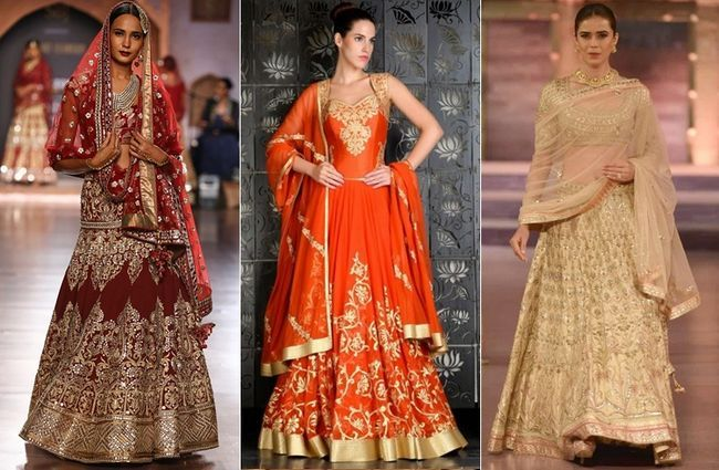 Lehenga Wedding Collections
