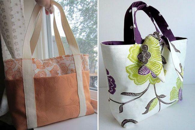 As sacolas fazem boas opções gifting: 10 bonito tote é para escolher