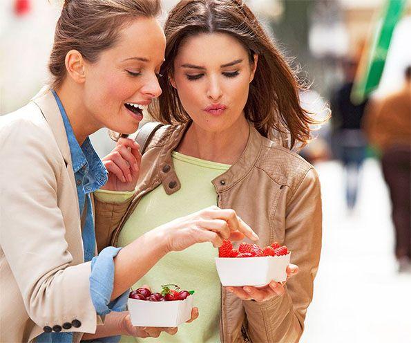 Plano de dieta para Francês