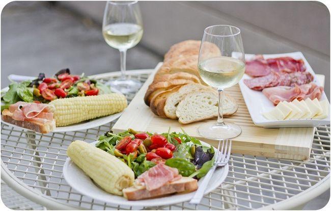 mulheres francês dieta