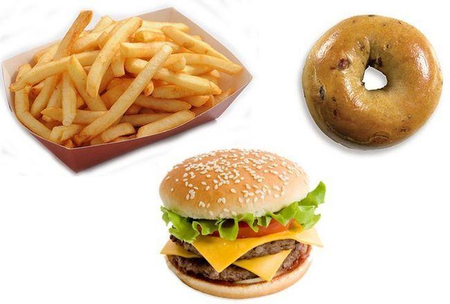 o que as pessoas comem francês