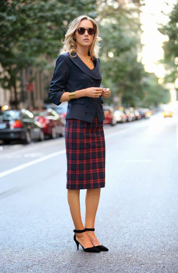Ideias blazer roupa da moda para o outono 2014