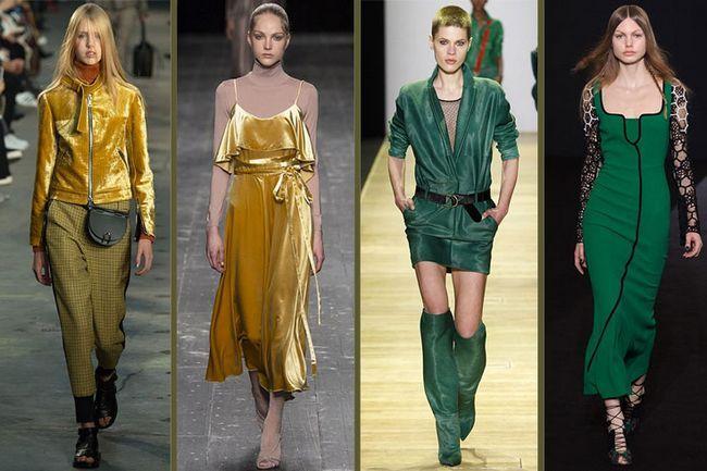Cores da moda para o inverno que vai ficar quente em você