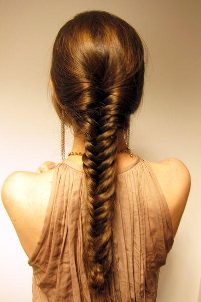 Perfeito Fishtail Braid