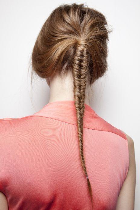 Moda Fishtail Braid