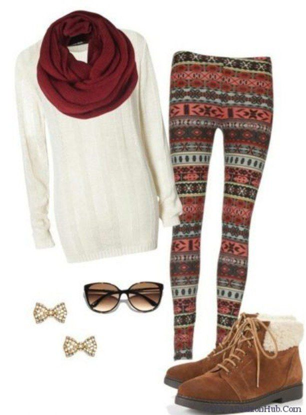 Simples Idea Leggings Outfit