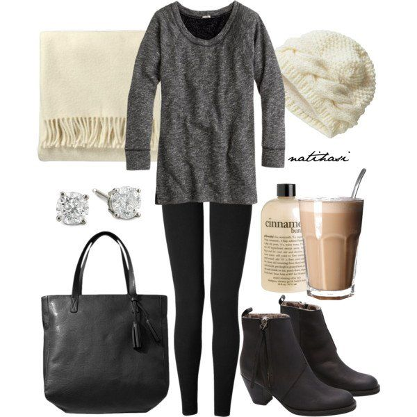 Casual Idea Leggings Outfit