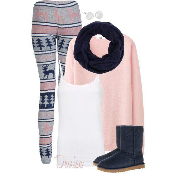 Consideravelmente Leggings Outfit para o inverno