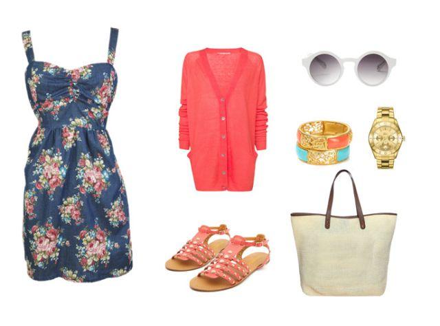 Ideias equipamento do verão na moda com vestidos bonitos