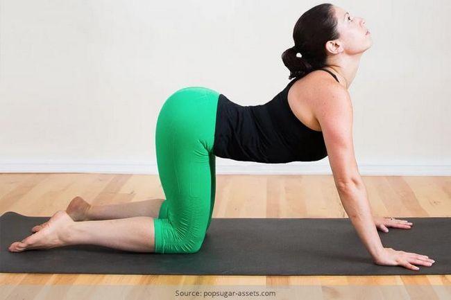 Experimente estas poses de ioga para dor nas costas