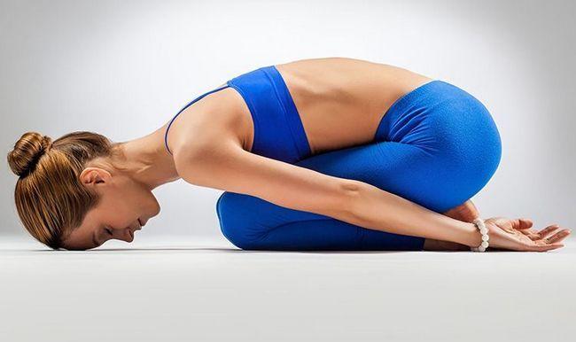 Como reduzir dor nas costas Com Yoga