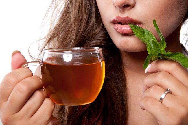 Melhores chás para beber para perda de peso