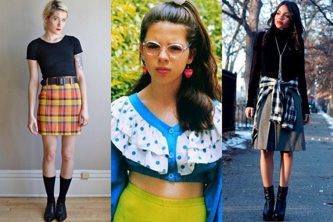 Tendências feias que estão de volta e com um estrondo na moda!