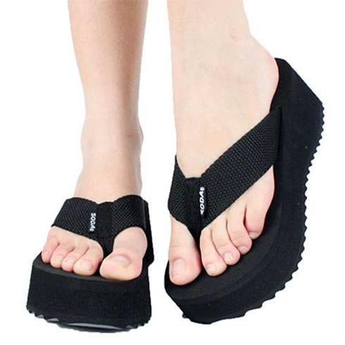 Plataforma flip-flops