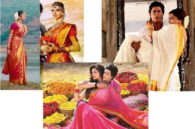Momentos deepica Moda De Chennai Express