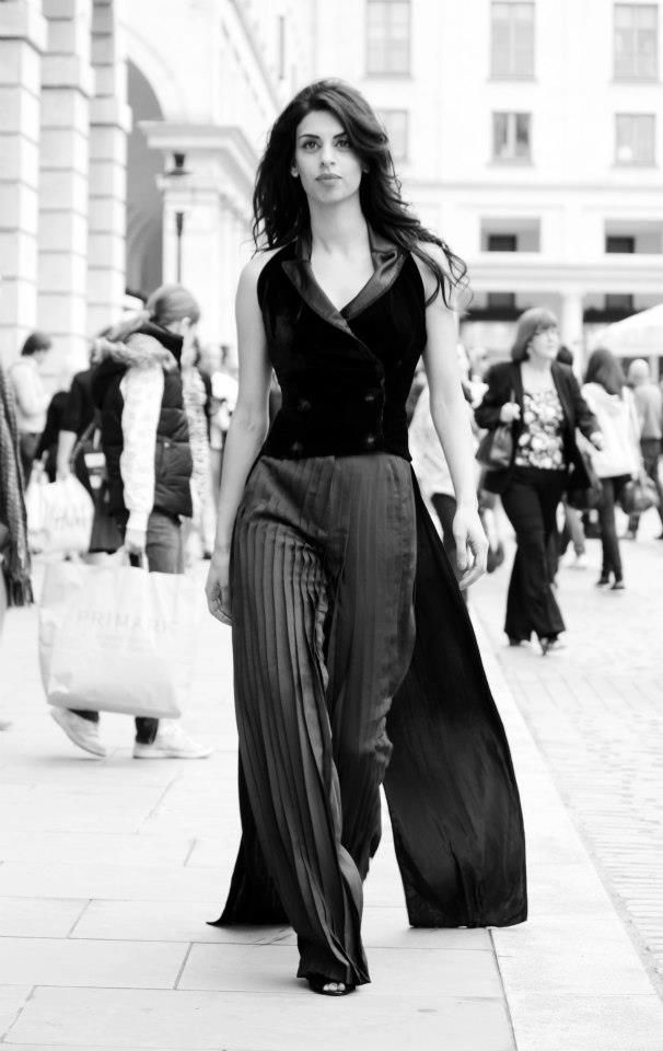 Últimas Moda Ammar Belal Outfits vestido