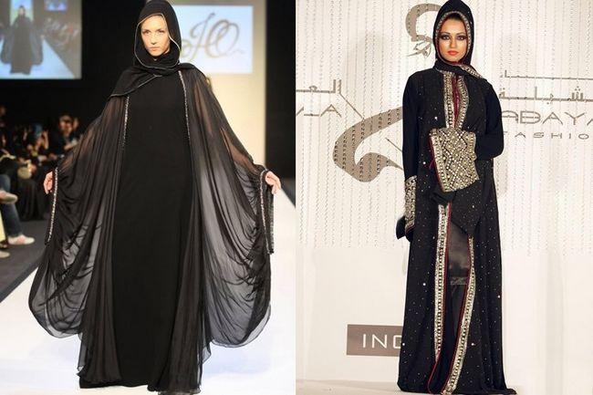 Desvendar 6 projetos burqa moda você pode optar por