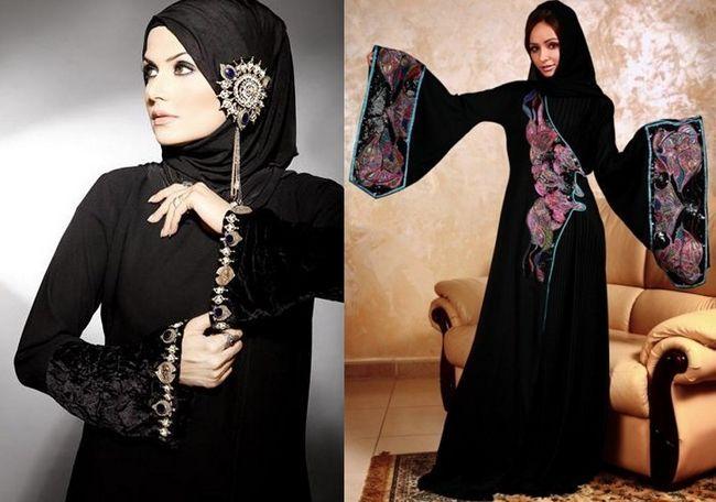 Designs simples Burqa