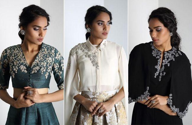 Ridhi coleção AW16 Mehra