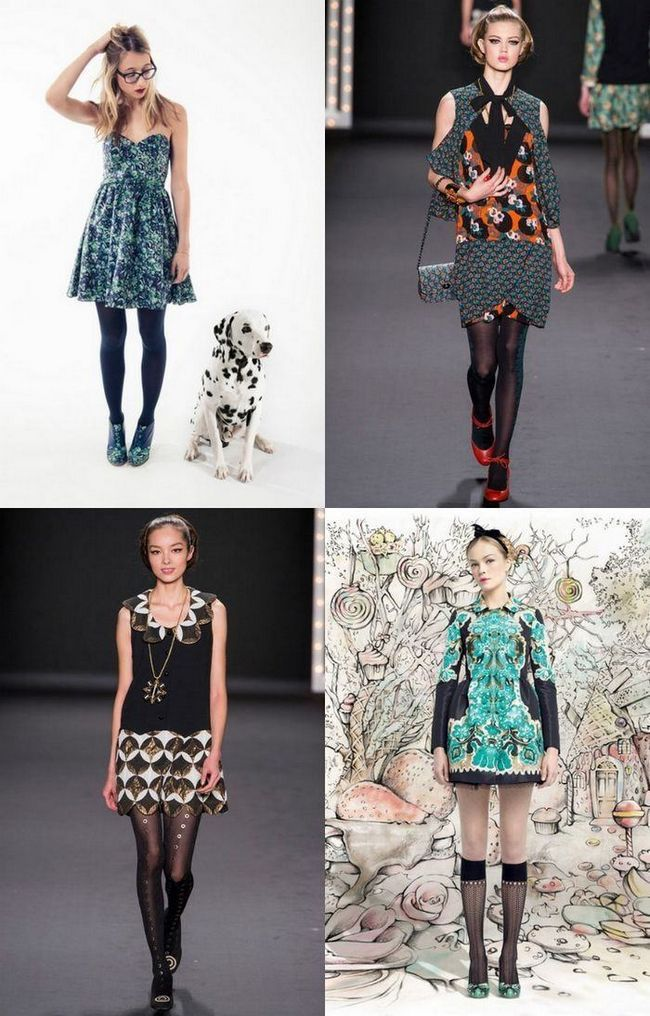 elegantes-queda-legwear-tendências-2013