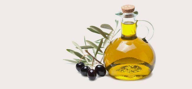 Use azeite para se livrar das estrias teimosos