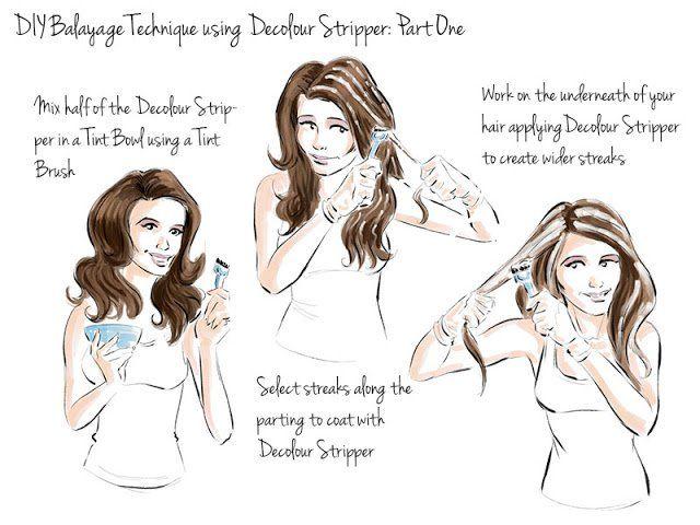 Dicas úteis para colorir o cabelo em casa