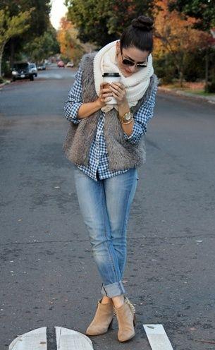 dicas de estilo para lenços