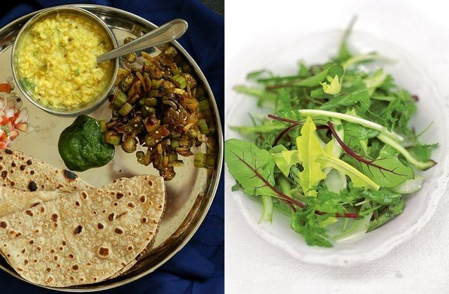 perda de peso dicas vegetarianas