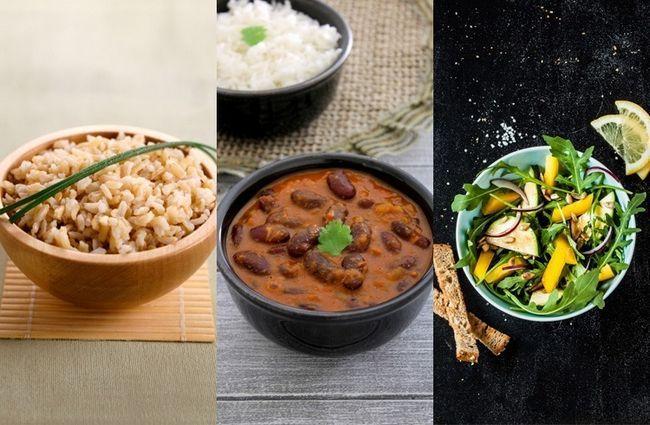 Dieta vegetariana para perda de peso em 3 dias