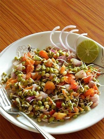 Indian Vegetarian dieta para perda de peso