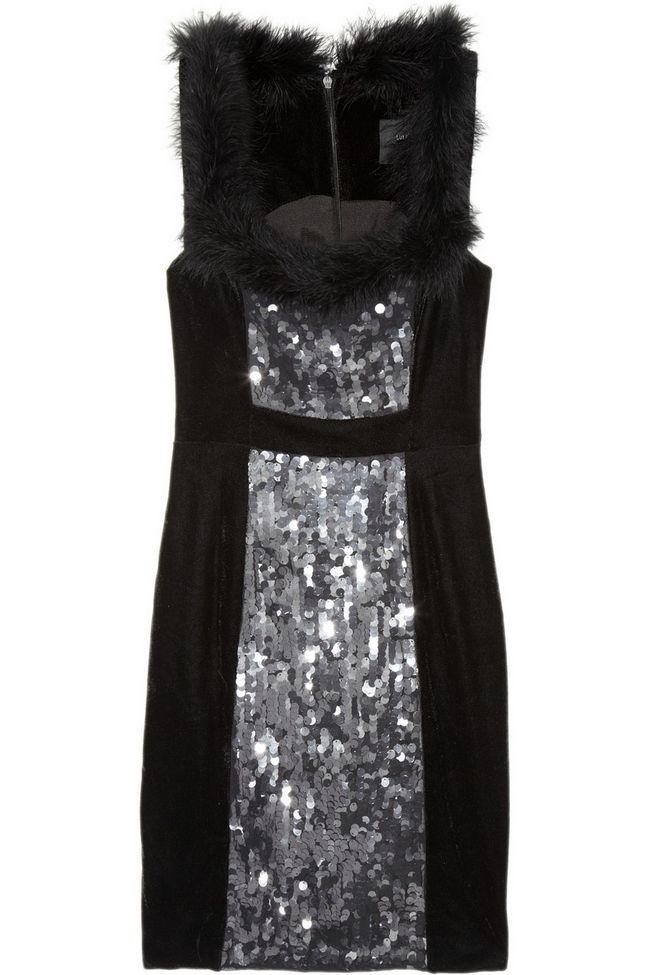 Lulu & Co vestido preto