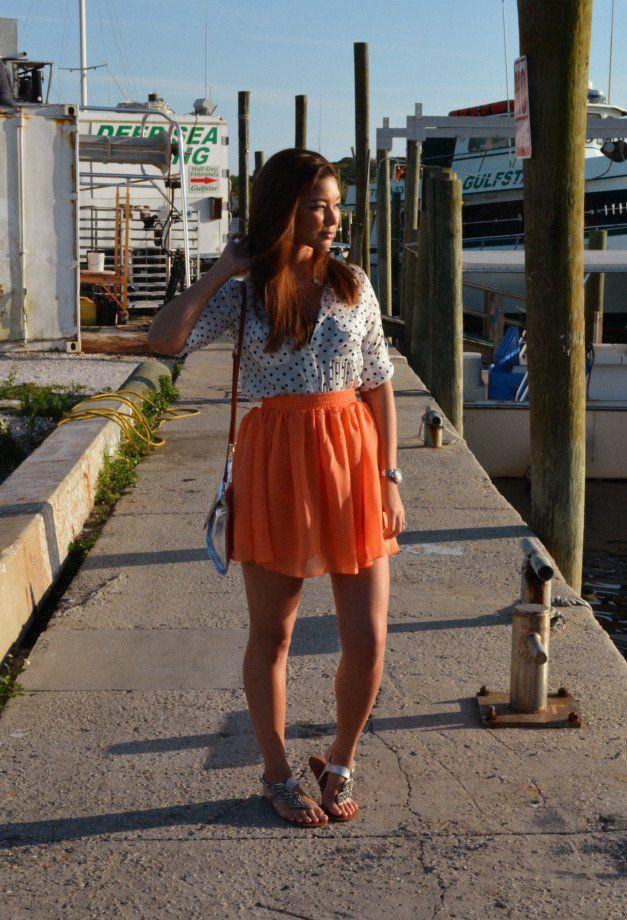 Idea Street Style roupa com sapatos prateados