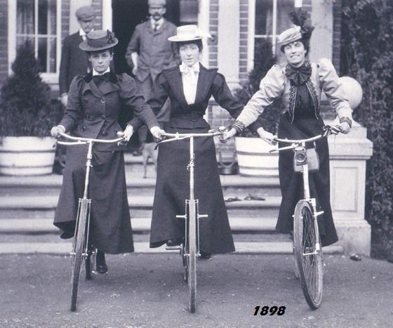 a forma das mulheres da era do Victorian